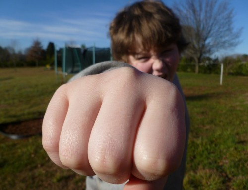 What to Do If Your Child Is Hitting, Biting or Kicking